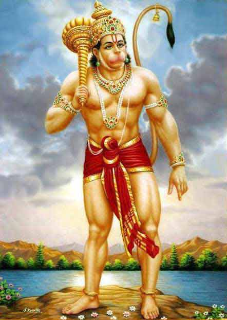 Hanuman Puja for Shani Shanti – Good Solution - Remedy for Sade Sati