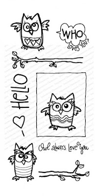 Who Loves You Stamp Set from Impression Obsession