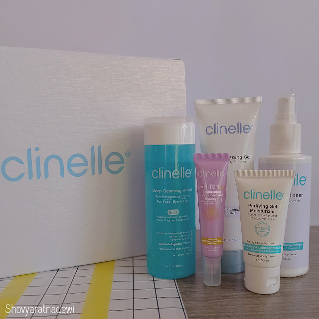 Skincare Clinelle