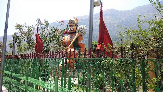 Spiti Valley Trip, Bike trip to spiti, Hanuman ji
