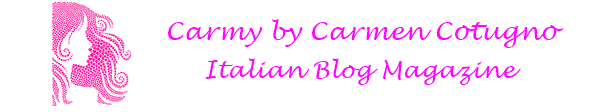 Carmy - Blog Magazine by Carmen Cotugno