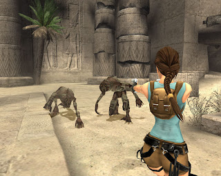 Tomb Raider: Anniversary (PS2) 2007