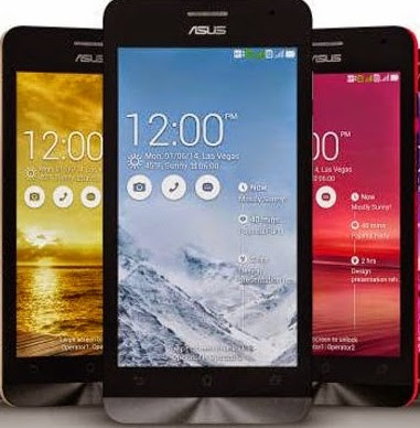 Flash Asus Zenfone 4S A45CG