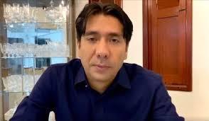 Nas edes sociais o prefeito Nelinho Costa lamenta morte do ex-prefeito Dr. Edmilson Gomes, e destaca sua tragediaria politica com o mesmo