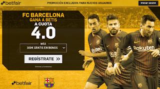 betfair supercuota victoria de Barcelona al Betis liga 20 agosto