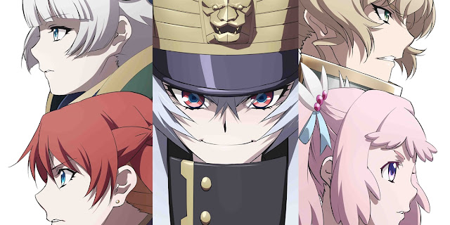 Re:CREATORS (Episode 01 - 22) Batch Subtitle Indonesia