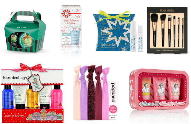 Christmas Gift Guide Beauty Under £10