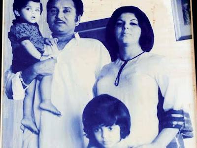Sajid Khan family