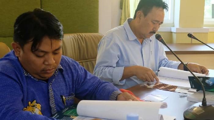 Didaulat Jadi Juri lomba Karya Tulis Ilmiah, Kabid SDA PUPR Sinjai Bilang Begini