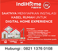Indihome Internet Rumahan | Olenx Project