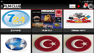 Pars TV Apk Harika TV Kanalları ve Film Dizi Kanalları izleyebilirsiniz