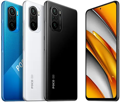 Poco F3 Specifications