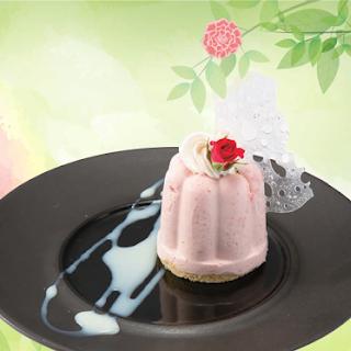 プランタン ~苺と練乳のムース~(2019春)