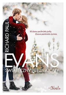 """""""Świąteczny nieznajomy"""" Richard Paul Evans"""