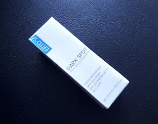 ERTO'S Dark Spot Treatment Concentrate ERTOS Serum 15ml Original BPOM
