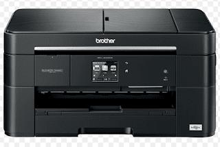 Brother MFC-J5320DW Driver Scanner Software