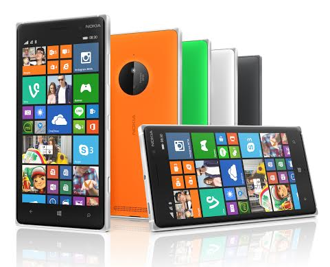 Lumia 830 no available in the Philippines for Php 18,990 SRP
