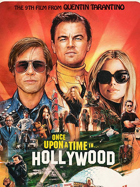Once Upon a Time in Hollywood: Dunia Alternatif a la Quentin Tarantino