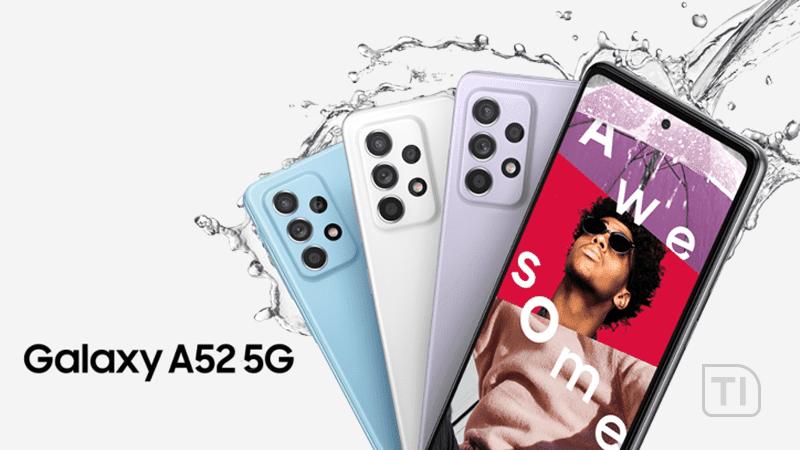 موصفات هاتف Samsung Galaxy A52 5G مراجعة خاصة