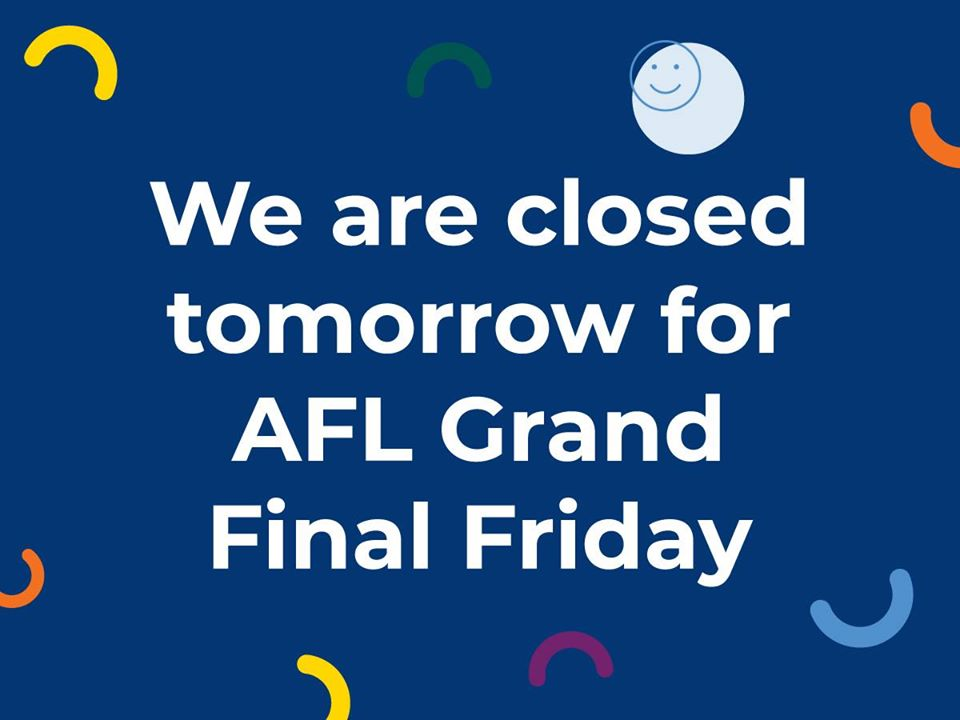 AFL Grand Final Friday Wishes Images