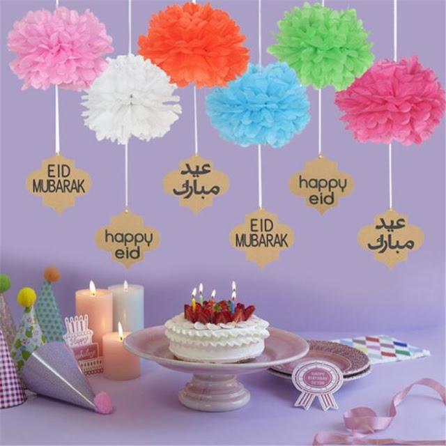 Dekorasi Ramadhan Ulang Tahun