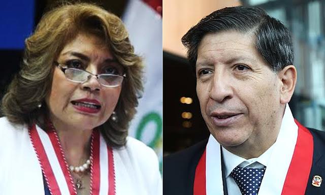 Fiscalía investiga a Carlos Ramos por presuntamente haber revelado la identidad de un colaborador eficaz