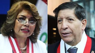 Fiscalía investiga a Carlos Ramos por haber revelado identidad de colaborador eficaz