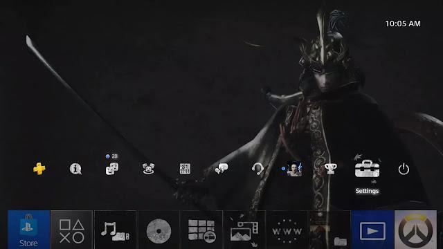 الإعلان عن ثيم ديناميكي رهيب للعبة Sekiro Shadows Die Twice على جهاز PS4