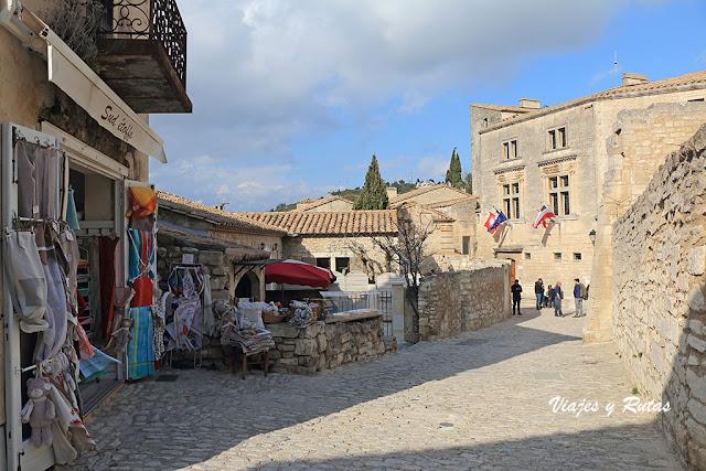 Hôtel de Ville de Les Baux de Provence
