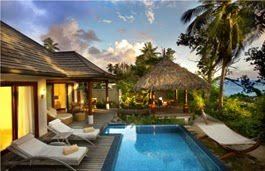 Hilton Labriz Resort and Spa, Seychelles
