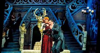 Yarasa Opereti Konusu (Johann Strauss II)