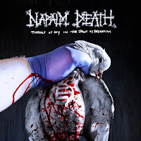 "Napalm Death - ""Throes of Joy in the Jaws of Defeatism"""