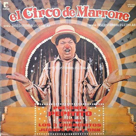 El Circo de Marrone