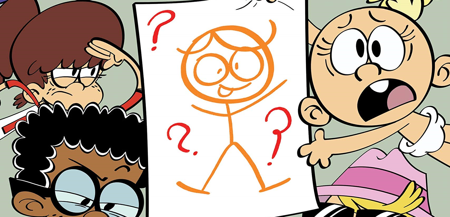 NickALive Papercutz to Release 'The Loud House 32 The Missing ...