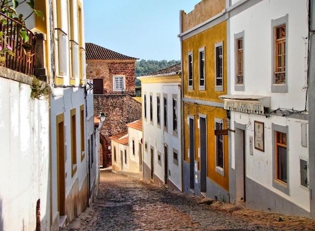 Ruas do Algarve