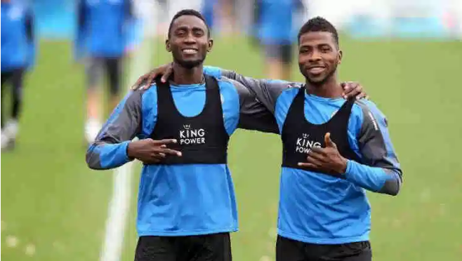 Iheanacho and Ndidi had very good ratings at Leicester win against West Brom.