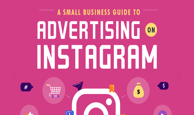 A Small Business Guide to Advertising on Instagram #infographic