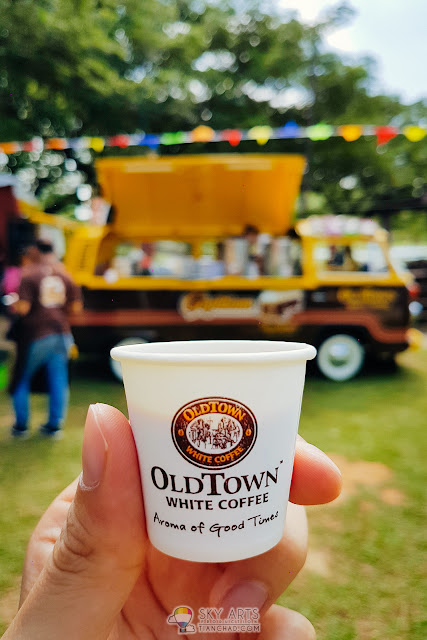 OLDTOWN White Coffee- Timeless Great Taste