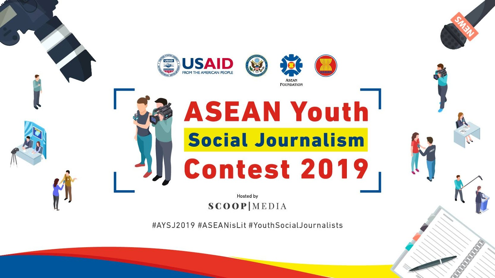 ASEAN Youth Social Journalism competition 2019, Brunei Darussalam