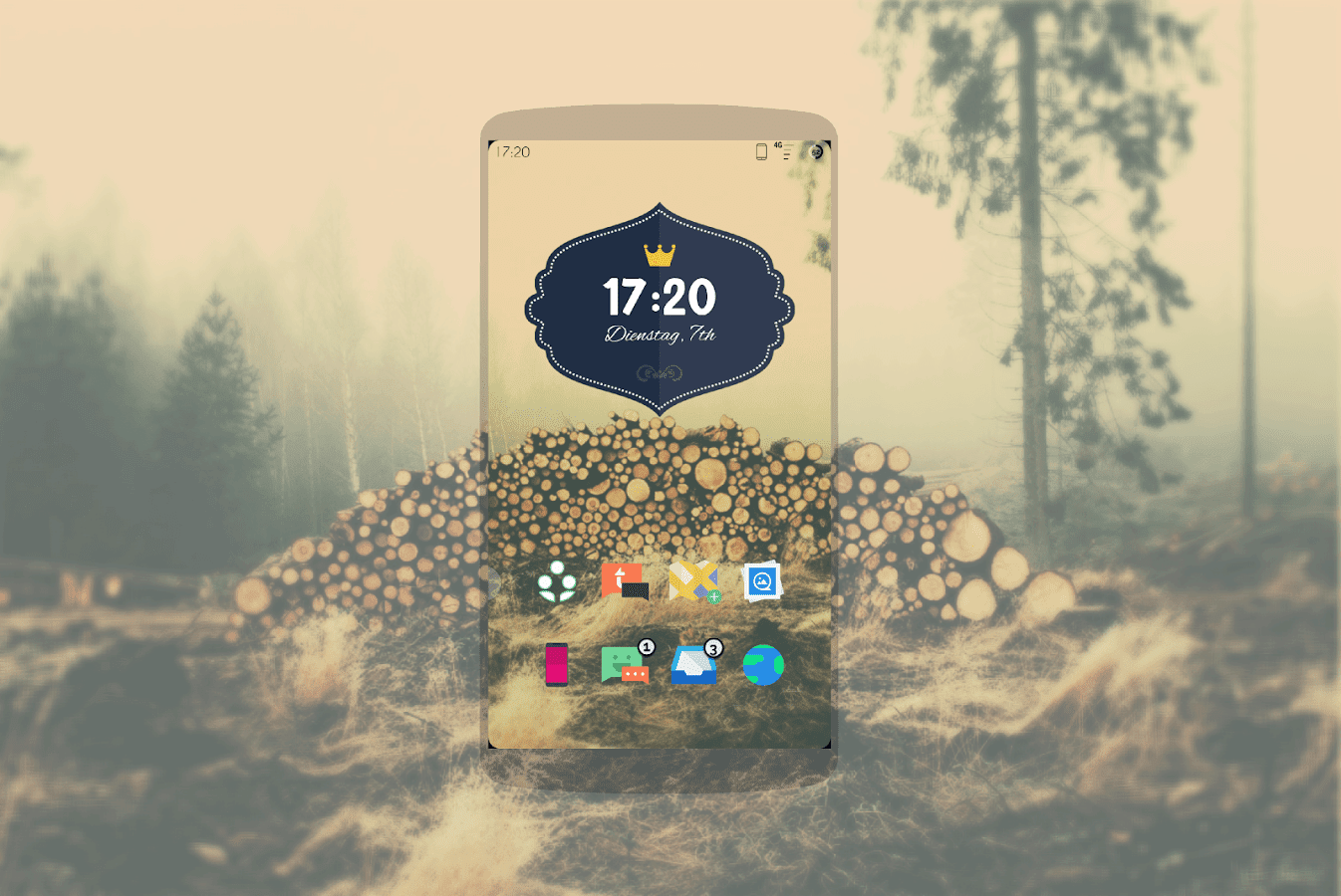 Unico Icon Pack 1.6 Cracked APK 2015 Latest is here