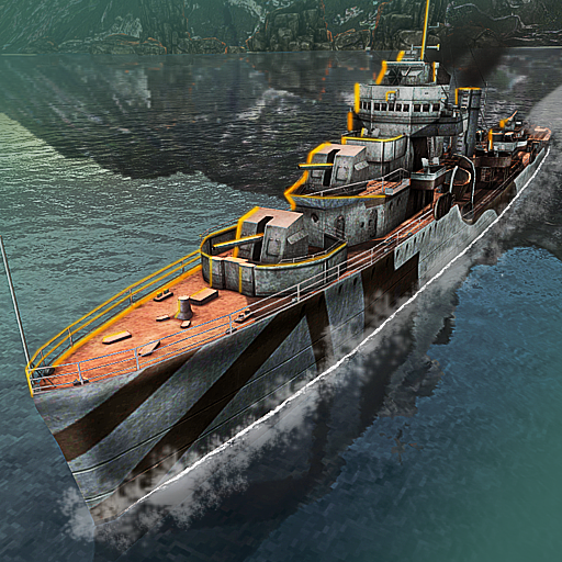 Battle of Warships v1.71.4 Apk Mod+Data [Dinheiro Infinito]