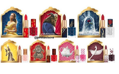 L'oreal Beauty and the Beast Collection