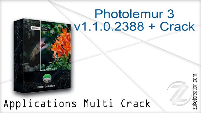 Photolemur 3 v1.1.0.2388 + Crack