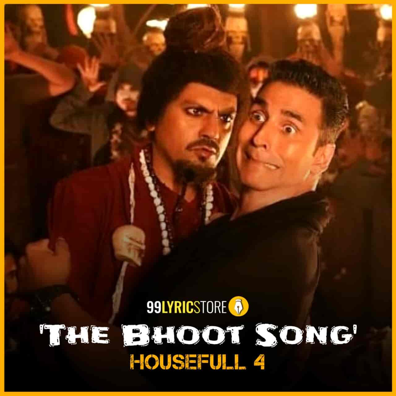 Bhoot Song Image From Movie HouseFull 4
