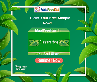 Free Sample Green Tea