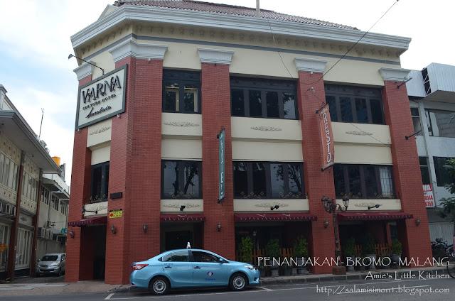 Bercuti ke Surabaya (15) : Bermalam di Varna Culture Hotel Soerabaia