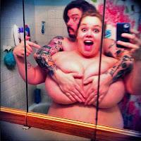 Lustige Liebe Bilder - Liebespaar Selfie