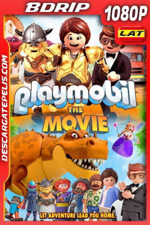 Playmobil: La película (2019) FULL HD 1080p BDRip Latino – Ingles