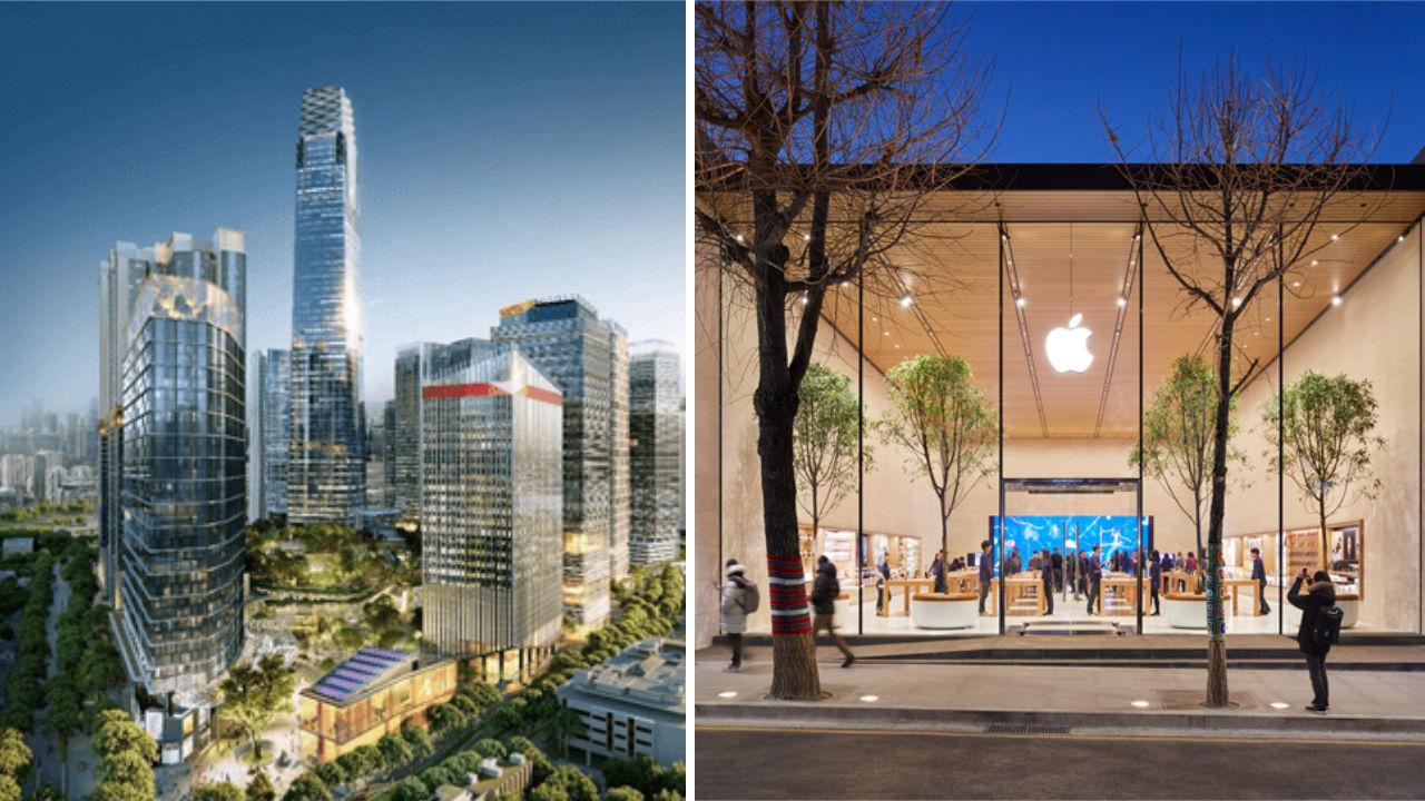 Apple Store Pertama Di Malaysia Dijangka Akan Dibuka Pada Tahun 2022 Di The Exchange TRX