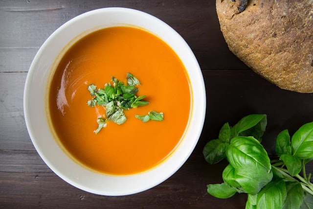 Healthy fat burning soup that helps you look sexy
